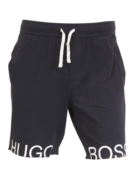 HUGO BOSS 雨果博斯 Identity 男式休闲短裤 7折$31.67 海淘转运到手约¥232 中亚Prime会员免运费直邮到手约¥282