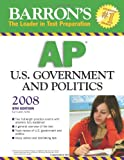 img - for Barron's AP U.S. Government and Politics by Curt Lader (2008-02-01) book / textbook / text book