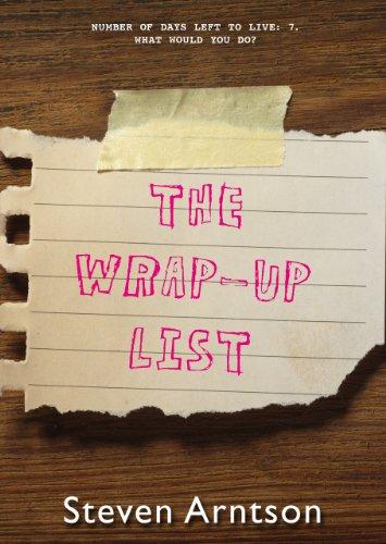 The Wrap-Up List - Steven Wrap