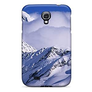 Hot Design Premium IVrbxbZ2563BHBsz Tpu Case Cover Galaxy S4 Protection Case(winter)