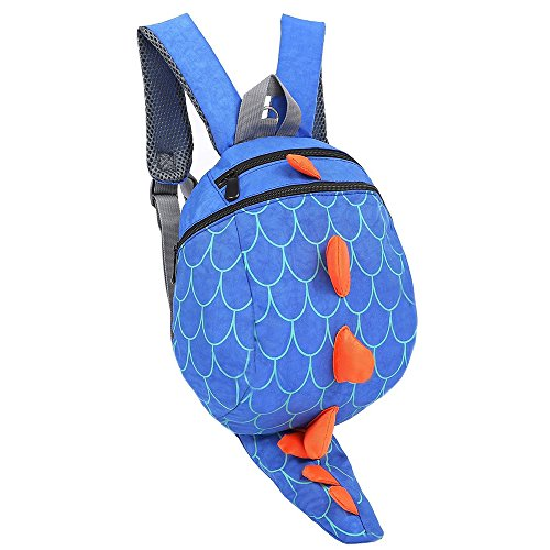 Childrens Harness Backpacks Anti lost Dinosaur product image