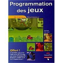 Programmation des jeux     +CD kit campus