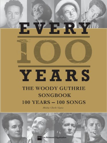 Amazon every 100 years the woody guthrie centennial songbook every 100 years the woody guthrie centennial songbook 100 years 100 songs by fandeluxe Images