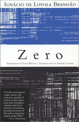 Read Online Zero PDF