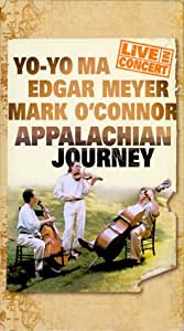 Appalachian Journey - Live In Concert: Yo-Yo Ma, Meyer, O'Connor [VHS]