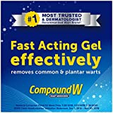 Compound W Wart Remover Fast Acting Gel, Maximum