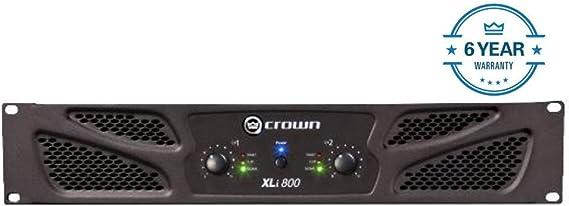 Crown XLi800 Two-channel