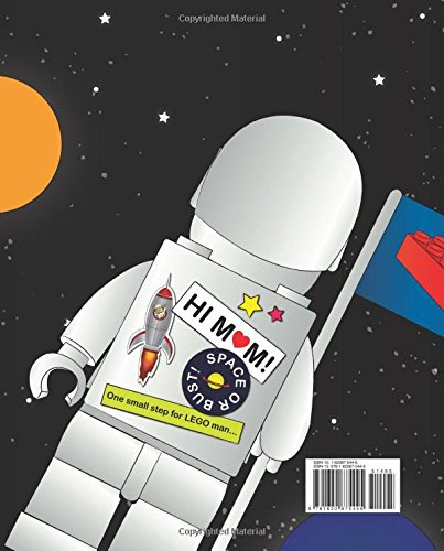 LEGO Man in Space: A True Story by Sky Pony Press (Image #2)