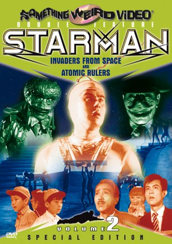Starman, Vol. 2 - Invaders from Space / Atomic Rulers