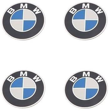 BMW rueda tapacubos emblema 70 mm BBS (Juego de 4) OEM marca nueva garantía