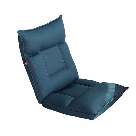 Fabulous Amazon Com Kxbymx Lazy Couch Foldable Single Small Sofa Inzonedesignstudio Interior Chair Design Inzonedesignstudiocom