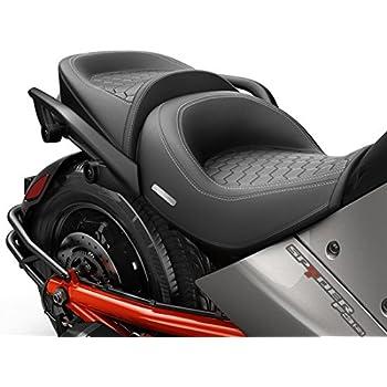 Amazon.com: Can Am Spyder F3 Cannonball Comfort seat- Negro ...