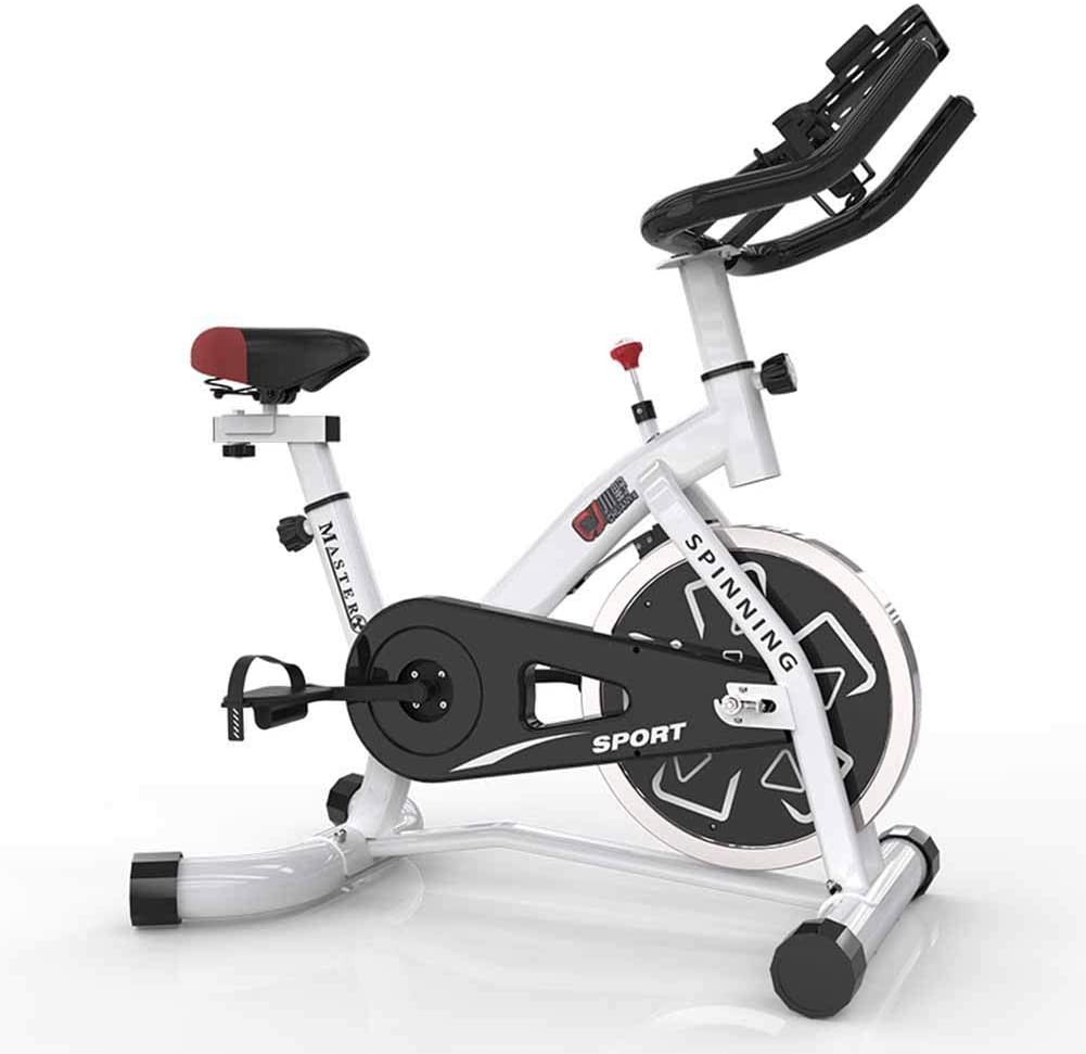 Qys Ejercicio Bicicleta Spinning Bicicleta Indoor Fitness Equipo ...