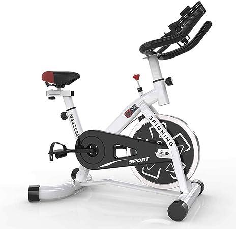 Qys Ejercicio Bicicleta Spinning Bicicleta Indoor Fitness Equipo Pierna Cintura Hip Training: Amazon.es: Deportes y aire libre