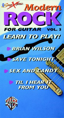 The How to play sex and candy on guitar opinion you