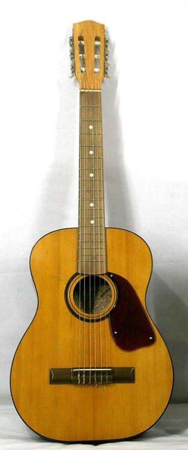 musikalia Guitarra acústica, Luthier de Crafted - Tamaño 3/4, con ...