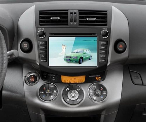 Oem Replacement Dvd 7 Quot Touchscreen Gps Navigation Unit For