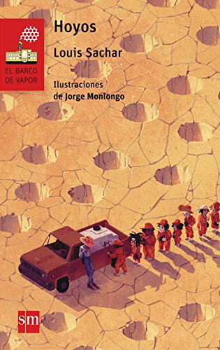 Hoyos (Spanish Edition) (El barco de vapor / The Steamboat)