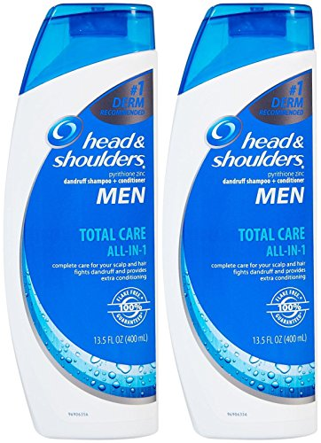 Tête & épaules Total Care hommes shampooing