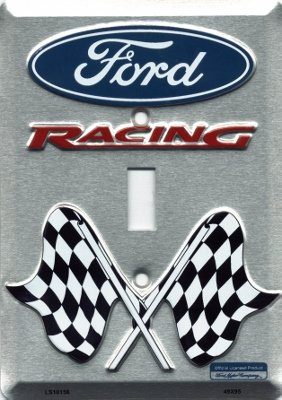 Ford Racing Light Switch Cover