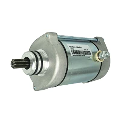 Starter Motor for 4010417 4011584 4012032 4013268 Replace 2002-2015 Polaris ATV Sportsman Ranger 600 700 800: Automotive