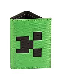 Minecraft Pocket Creeper Tri-Fold Wallet