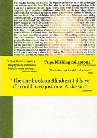 rosebud no. 3 - blindtext: Dt. /Engl. (+Rosebud S.)
