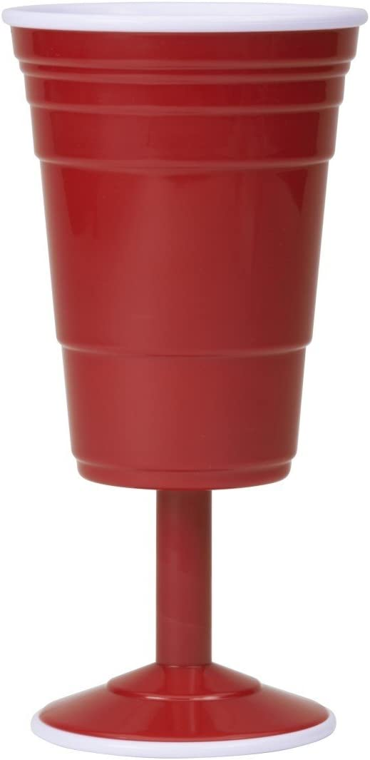 Red Cup Living Reusable Wine Cup