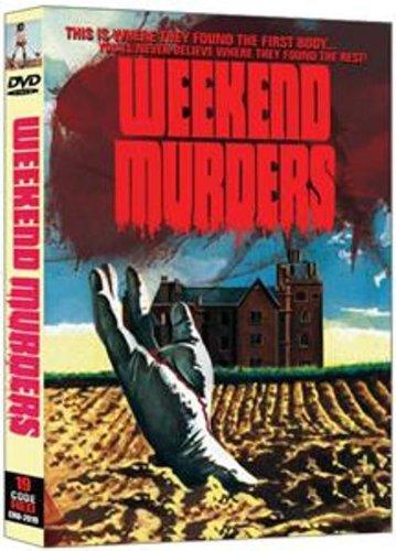 The Weekend Murders by CODE RED DVD