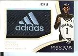 Basketball NBA 2014 panini immaculate #PC-JA Jordan Adams RC Rookie SP MEM …