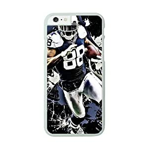 NFL Case Cover For HTC One M8 White Cell Phone Case Dallas Cowboys QNXTWKHE1073 NFL Phone Cases Protective