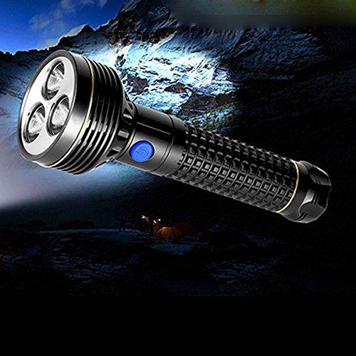 Bazaar Olight SR96 Intimidator 3 x CREE MK-R 4800Lumen LED Taschenlampe