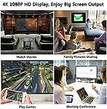 Lightning to HDMI Adapter Cable, 1080P Digital AV