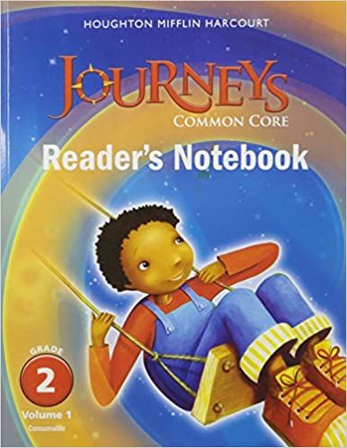 Amazon journeys common core readers notebook consumable amazon journeys common core readers notebook consumable volume 1 grade 2 9780547860626 houghton mifflin harcourt books fandeluxe Image collections