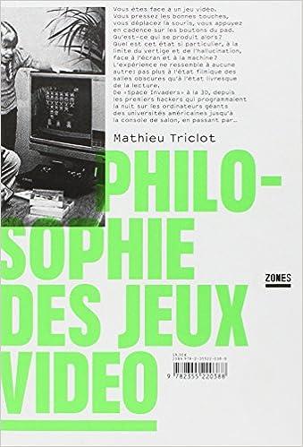 Livre gratuits Philosophie des jeux vidéo epub pdf