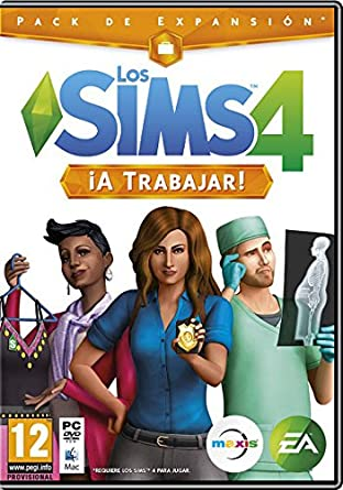 Los Sims 4 - ¡A Trabajar!