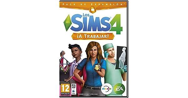 Los Sims 4 - ¡A Trabajar!: Amazon.es: Videojuegos