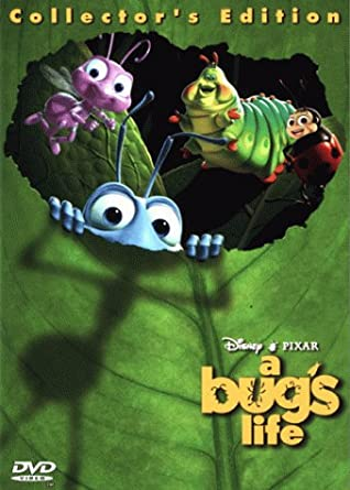 Amazon Com A Bug S Life Collector S Edition Kevin Spacey Dave
