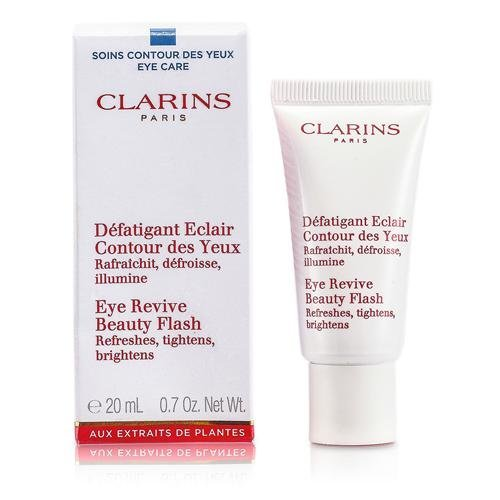 Clarins by Clarins Beauty Flash Eye Revive--20ml/0.7oz for WOMEN ---(Package Of 3)