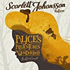Alice's Adventures in Wonderland Audiobook by Lewis Carroll Narrated by Scarlett Johansson