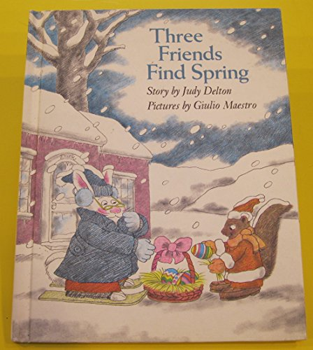 (Three Friends Find Spring)
