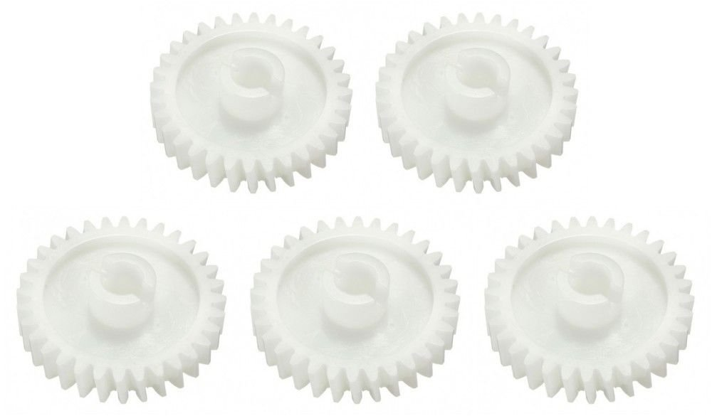 (5) Garage Door Opener Drive Gears Compatible w/Craftsman Chamberlain 41A2817 by The ROP Shop