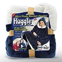 Ontel Huggle Hoodie, Blue, One size