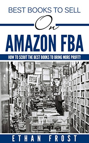 selling books amazon fba