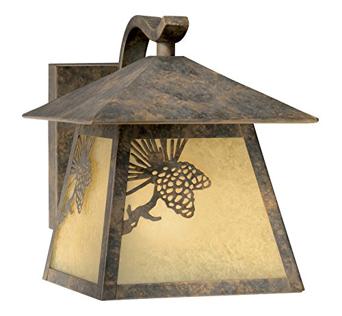 Pine Cone Outdoor Light Fixtures