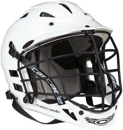 Cascade Lacrosse Boys CPV Lacrosse Helmet, White - X-Small YBK-167