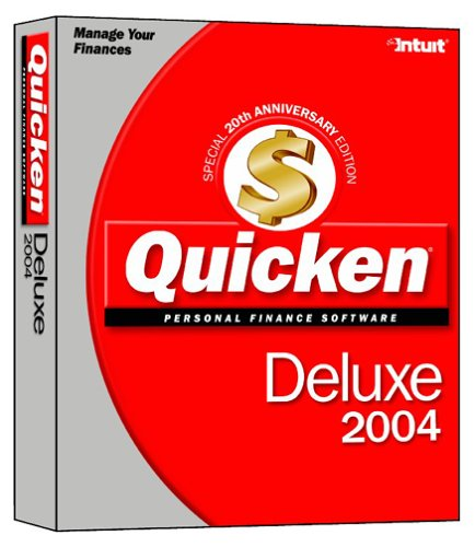 Amazon.com: Quicken 2004 Deluxe [Old Version]