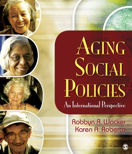 Download Aging Social Policies: An International Perspective Pdf
