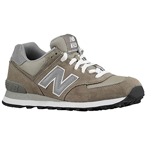 New Balance Women's W574 Classic Fashion Sneaker,Grey,9 B US