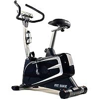 FitBike Vélo d'appartement Ride 6 iPlus – Smartphone/Tablet App Compatible – 16 Niveaux de résistance avec 16 programmes d'entraînement – 10 kg Vélo de Fitness.